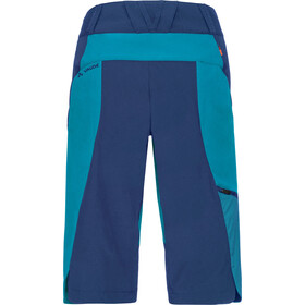 VAUDE Downieville Cykelbyxor Dam sailor blue